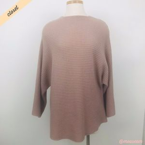[Joie] Blush Pink Dolman Sleeve Sweater